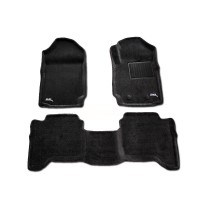 To Fit Ford Ranger PX, PX2, PX3 2011- 2019 Dual Cab  Front & Rear Kagu CARPET