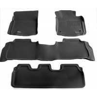 To FIt Toyota Land Cuiser 200 2007 - 2012 KAGU Rubber (3 Rows)