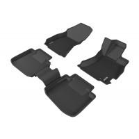 To FIt Subaru XV 2012 - 2017  Front & Rear Kagu rubber