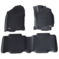 To Fit Toyota RAV 4 - 2019 - 2020 Front & Rear 3D Kagu Rubber