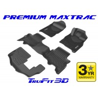 To Fit Ford Everest MAXTRAC RUBBER (3 rows)