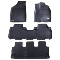 To FIt Toyota Kluger 50/55 Series 2014 - 2019 KAGU Rubber (3 Rows)
