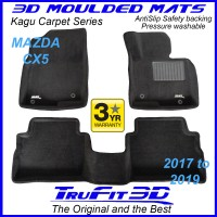 To Fit Mazda CX-5 - KF -2017 - 2019  Front & Rear Kagu Carpet