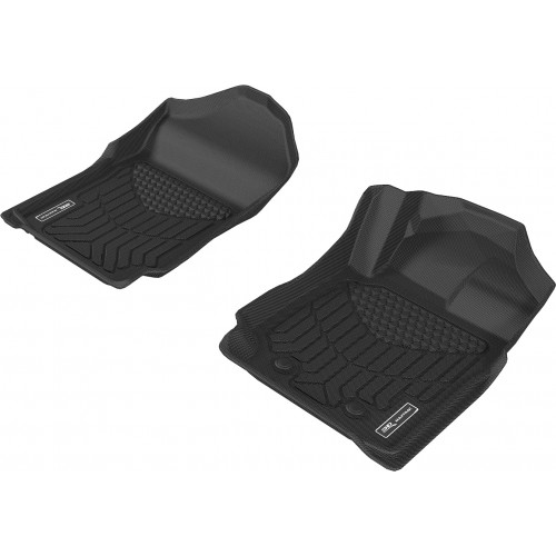 To Fit Ford Ranger PX, PX2, PX3 2011 - 2020 Front Pair Maxtrac RUBBER