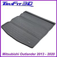 To Fit Mitsubishi Outlander 2013 - 2020 3D Kagu Cargo Mat